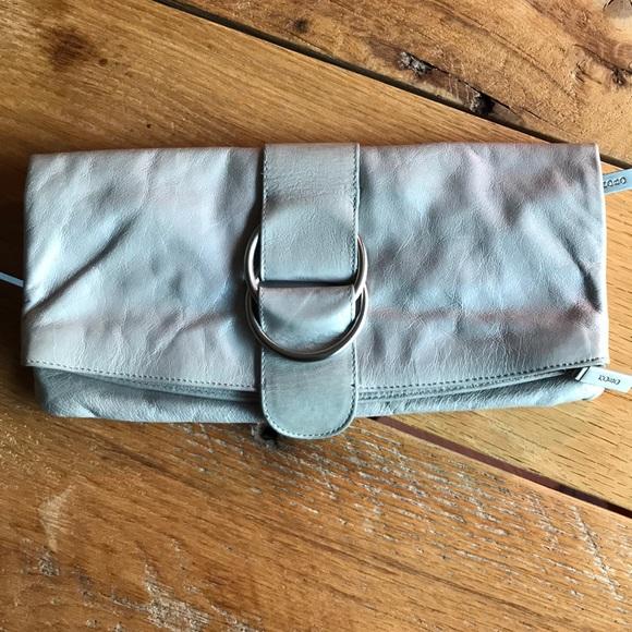 HOBO Handbags - Hobo Silver Clutch